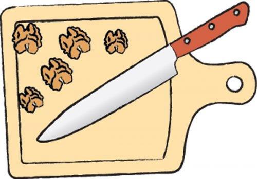 рисунок, рецепт, творожная паска, пошаговый рецепт