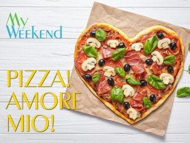 Pizza! amore mio!