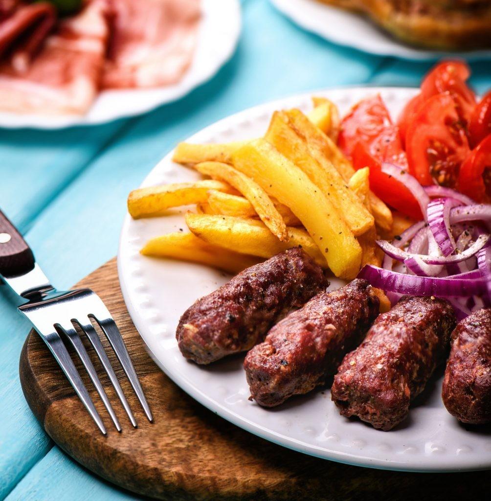 Черногория интересное еда