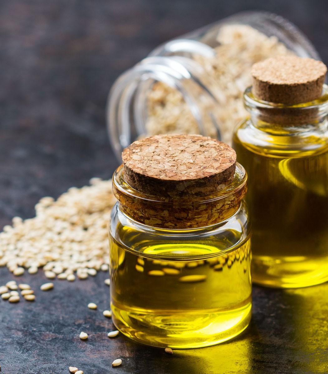Масленица, кунжутное масло