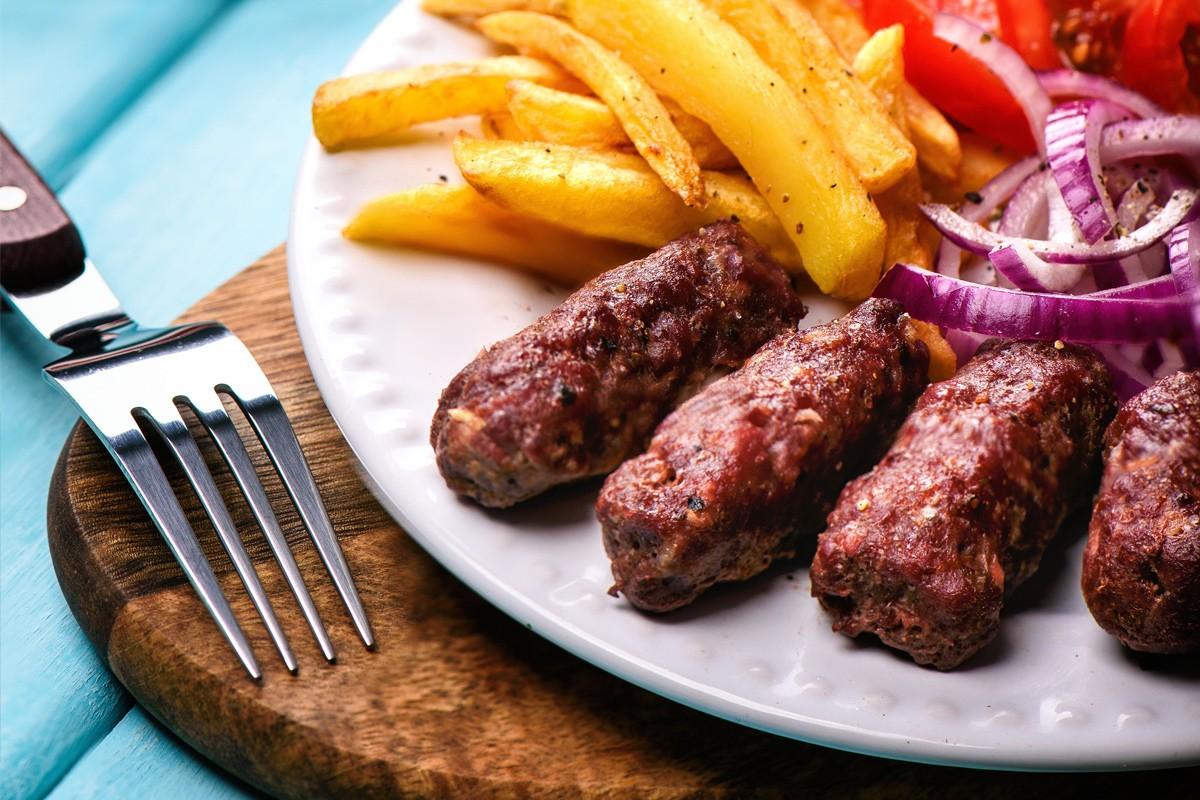 Черногория интересное еда рецепт