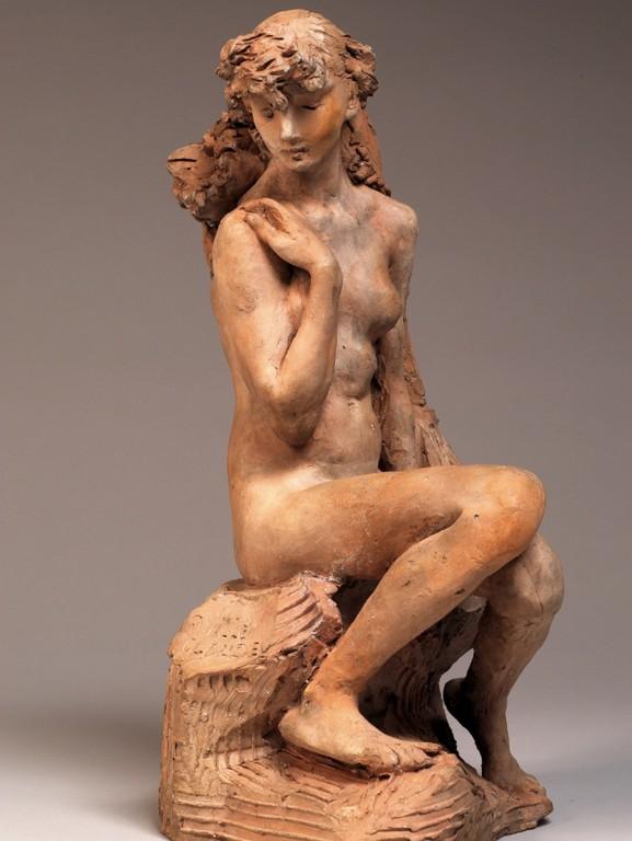 Камитлла Клодель, париж, музей, скульптура
