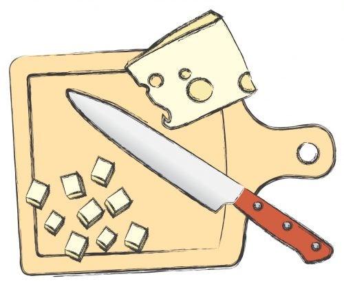 рецепт, сыр, рисунок