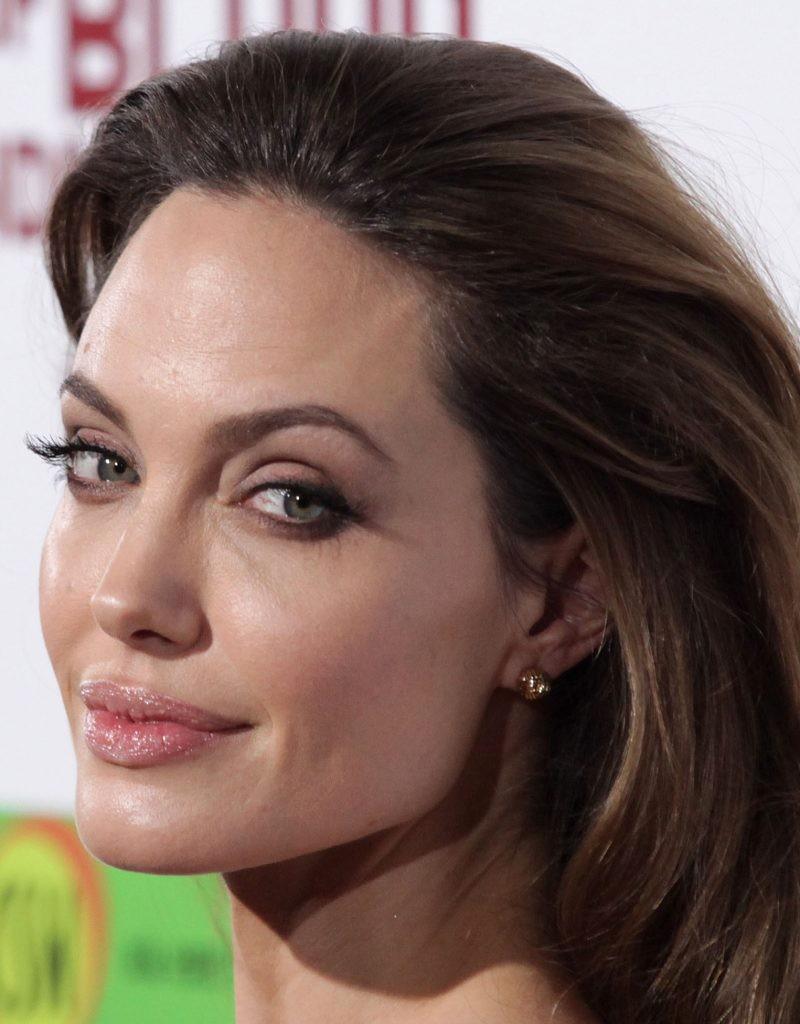 Анджелина Джоли, красота, актриса
