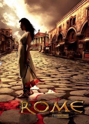Сериал «Рим», постер