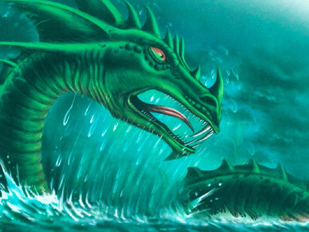 соцсетях картинки морской змей словам очевидцев, момент