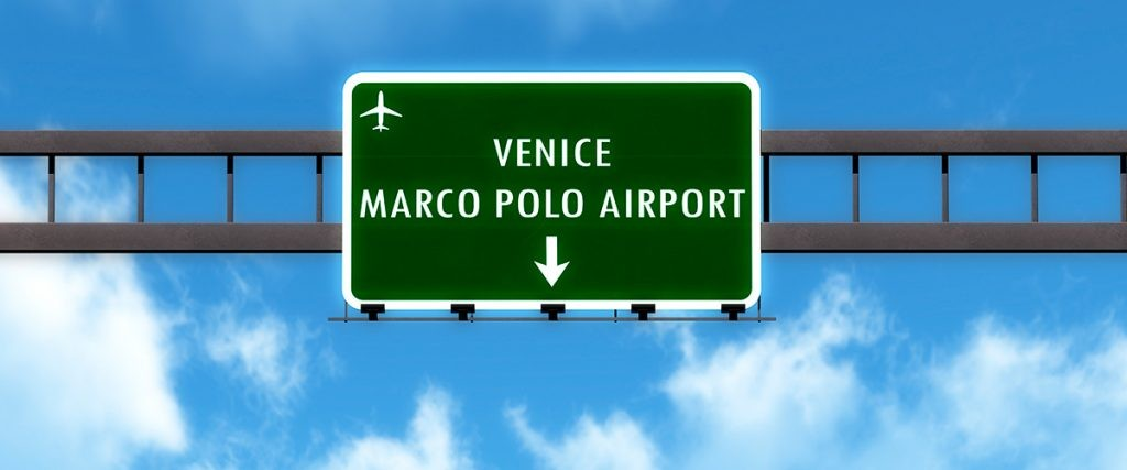 Венеция, аэропорт, Марко Поло