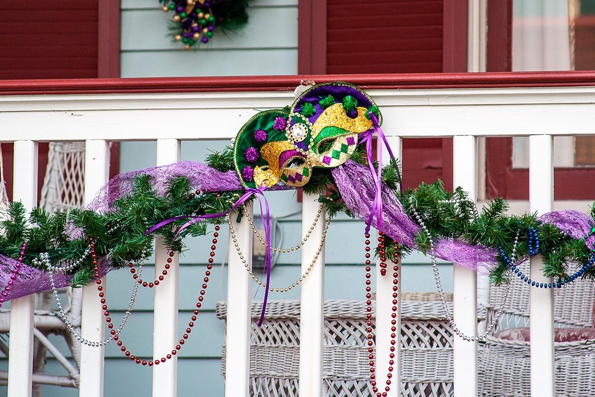 Марди Гра, Новый Орлеан, карнавал