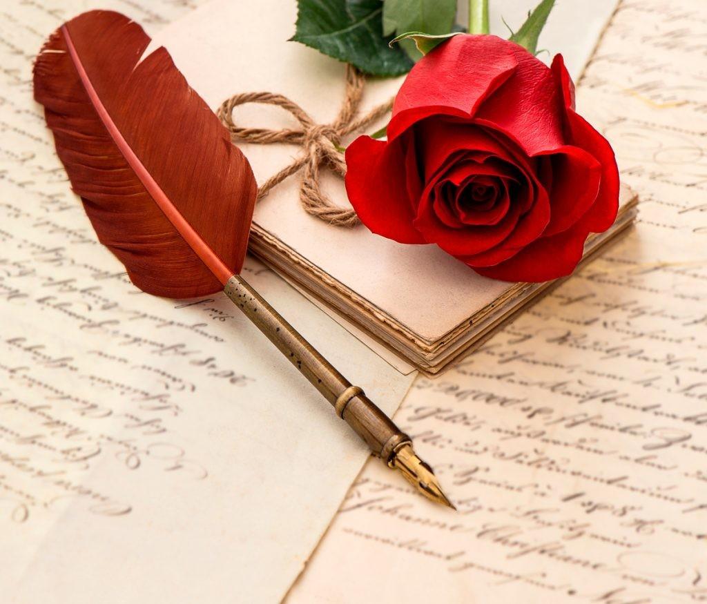 письмо, любовь, история, Роден