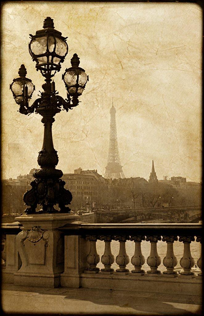Париж, ретро, любовь, история, Роден