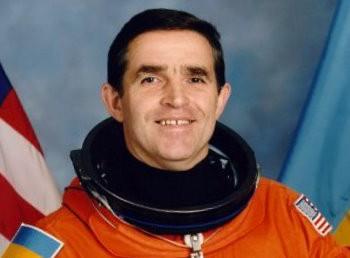 Каденюк, первый космонавт Украины