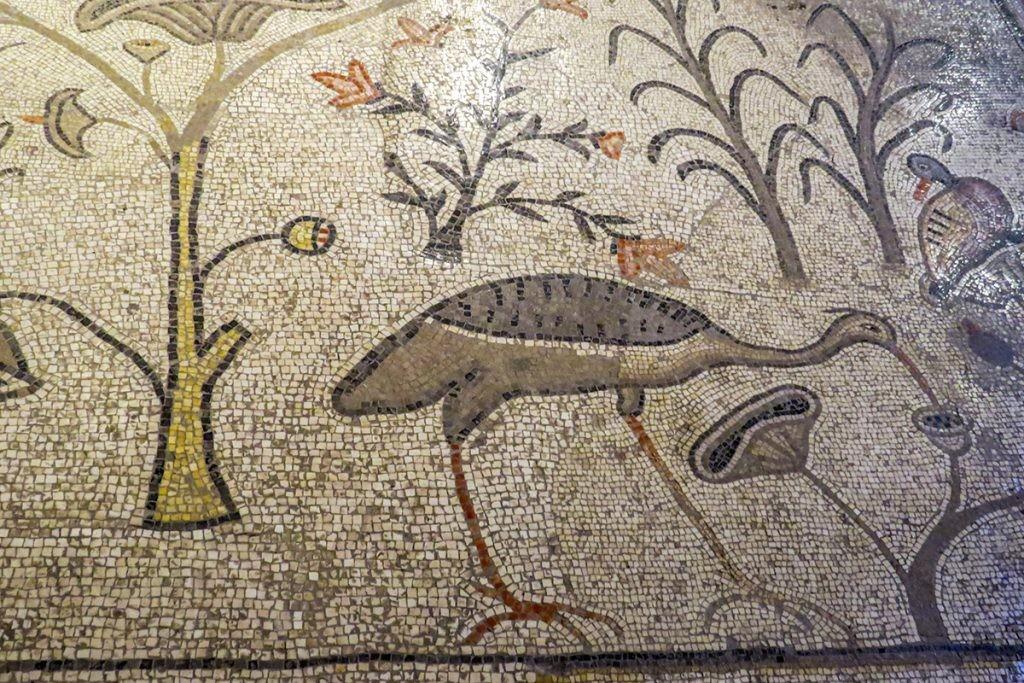 Табха, мозайка