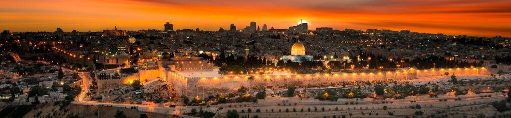 Израиль, Святая земля, путешествие