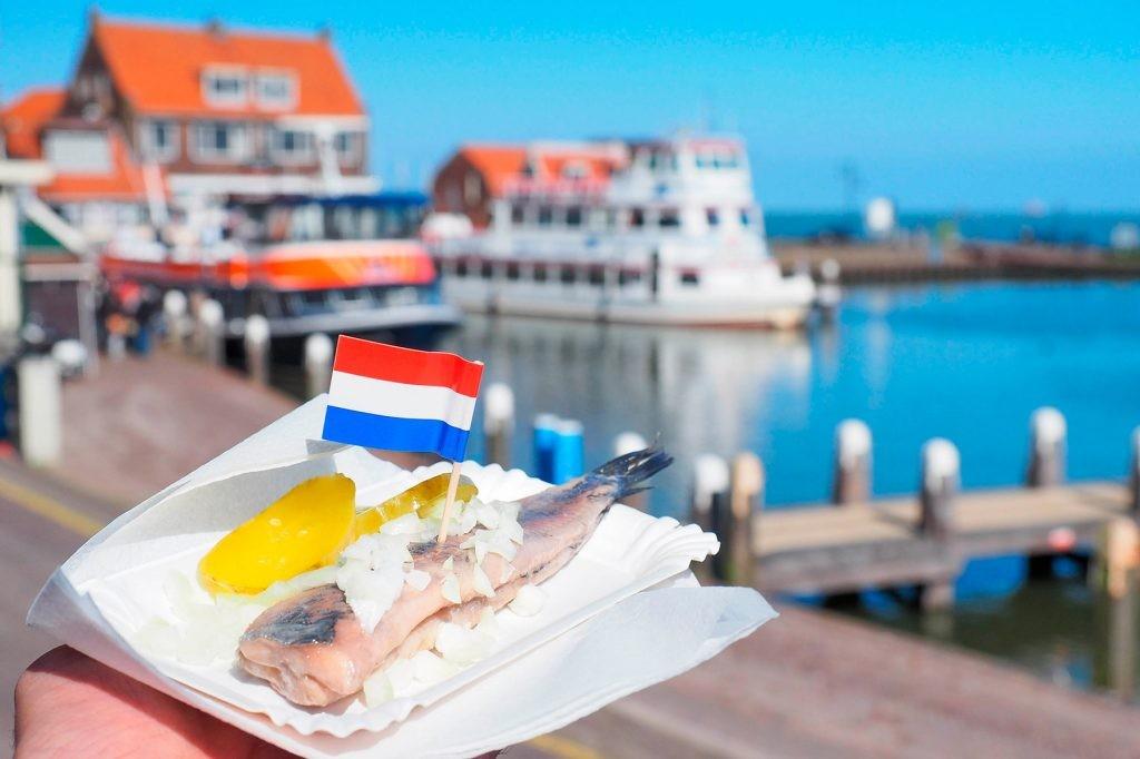 Голландия, еда, традиции