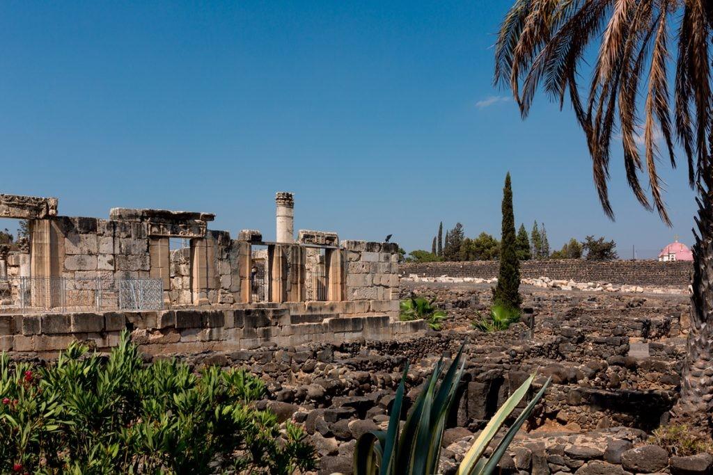 Капернаум,Израиль