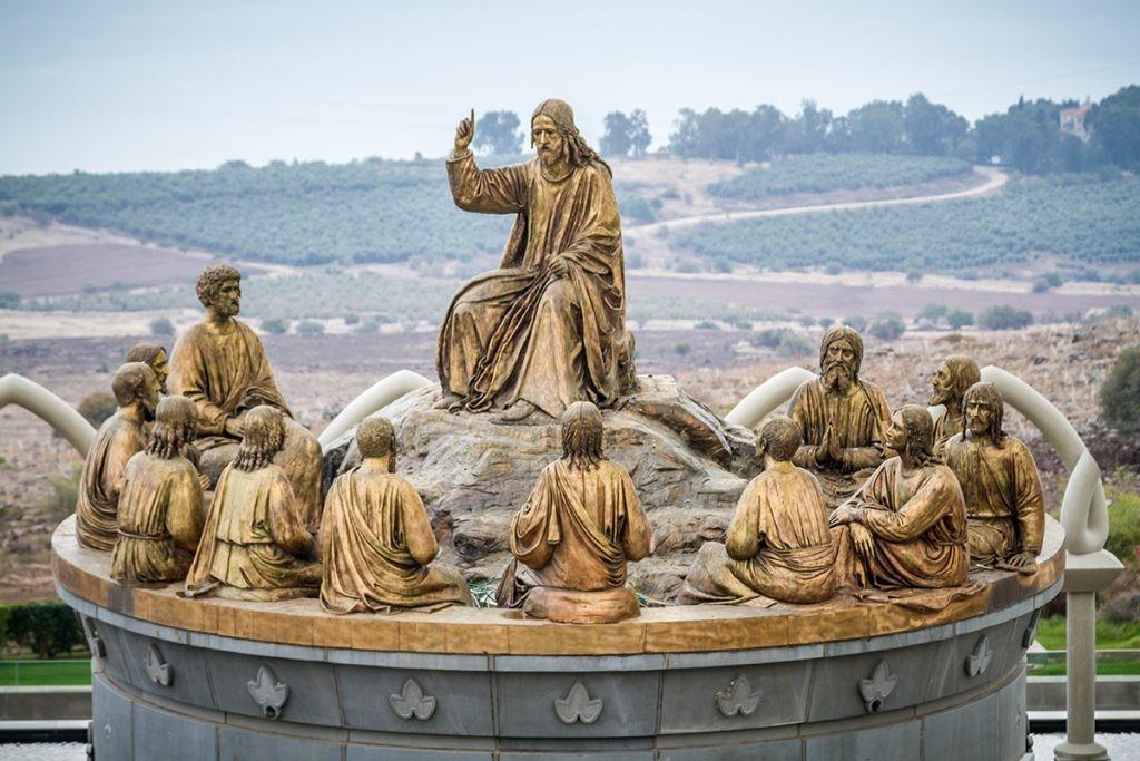 Христос, апостолы, учение