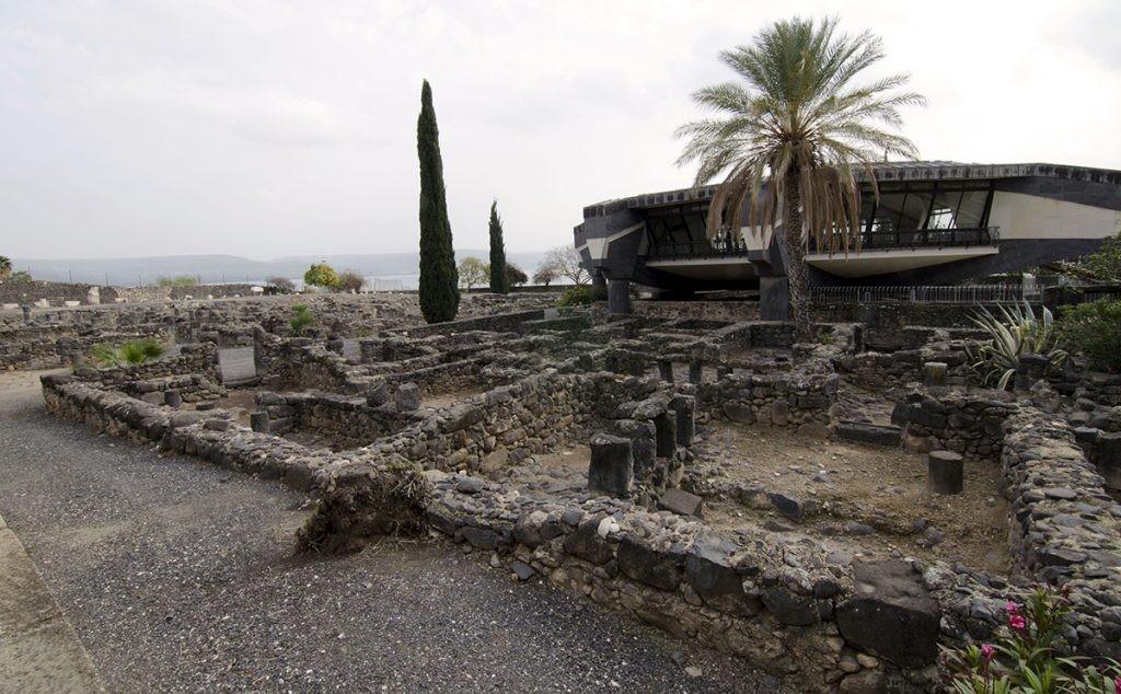 Капернаум, Дом апостола Петра