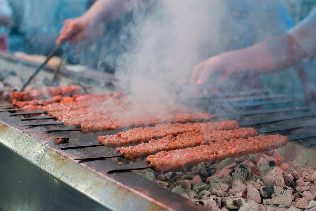 кебаб, Армения, мясо, шашлык