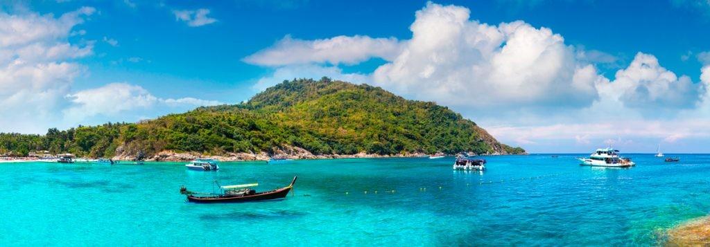 тайланд, море, яхта, отдых, Яхтинг в Таиланде