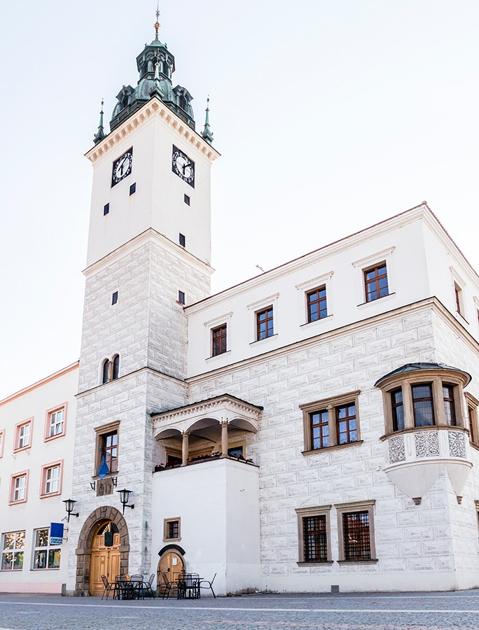 Киёв, Kyjov, Чехия