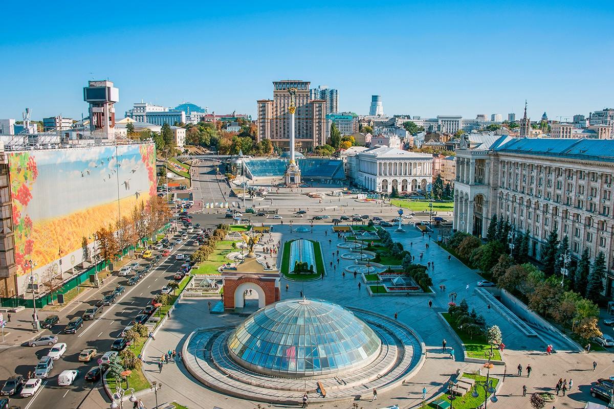 Что знать, Киев, планета, города-тезки, побратимы