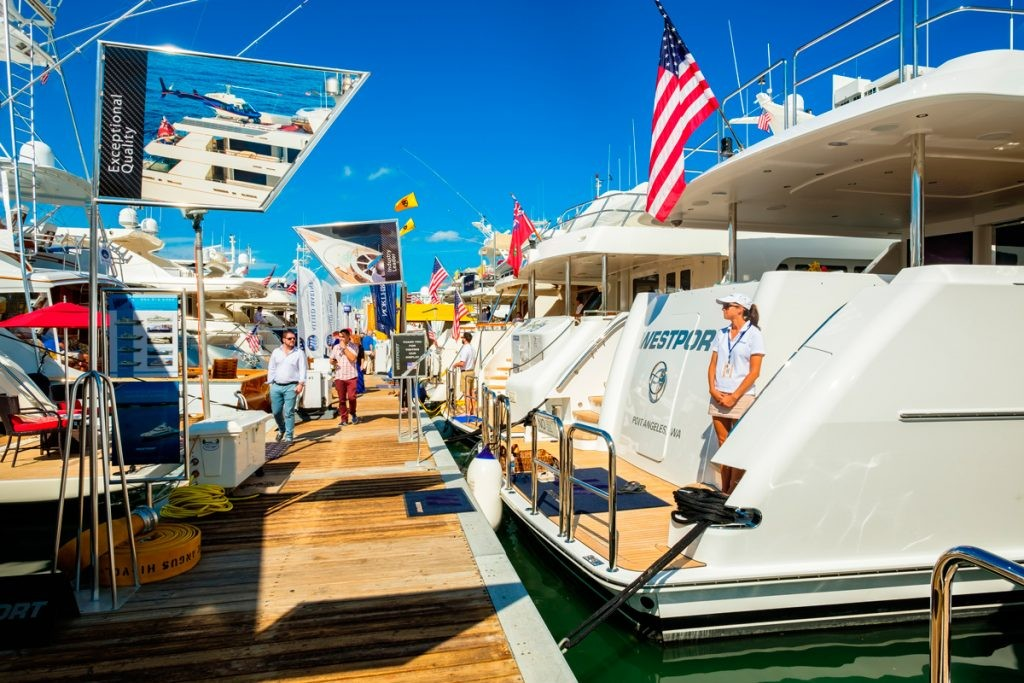 Miami International Boat Show , , Майами, США, яхты, роскошь
