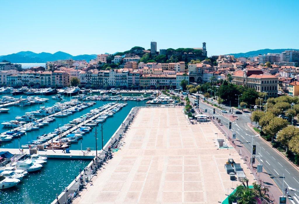 Festival de la Plaisance de Cannes, Канны ,яхта, море