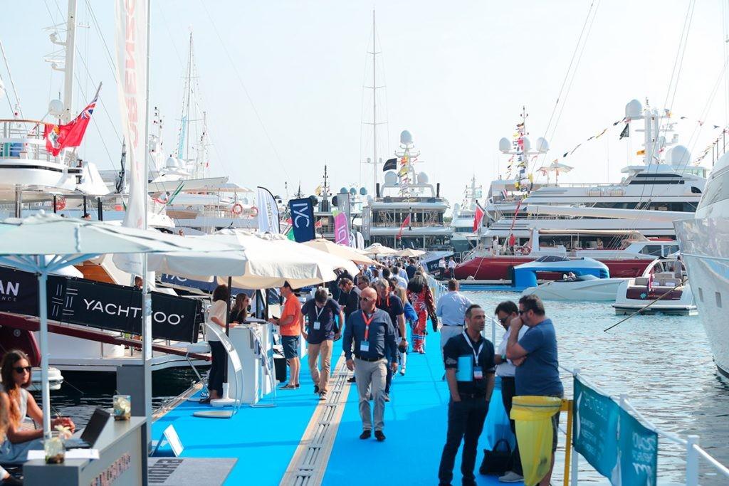 Monaco Yacht Show , Монако, яхты