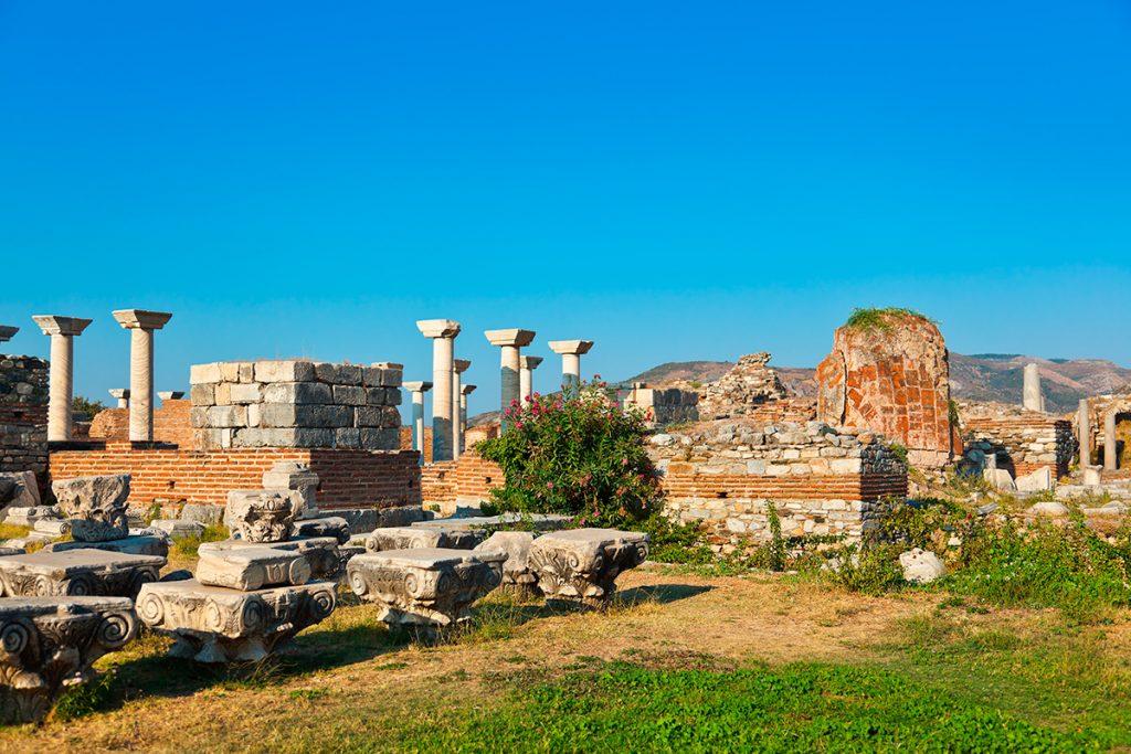 храм Артемиды Эфесской , Турция, история, храм, Артемида, факты
