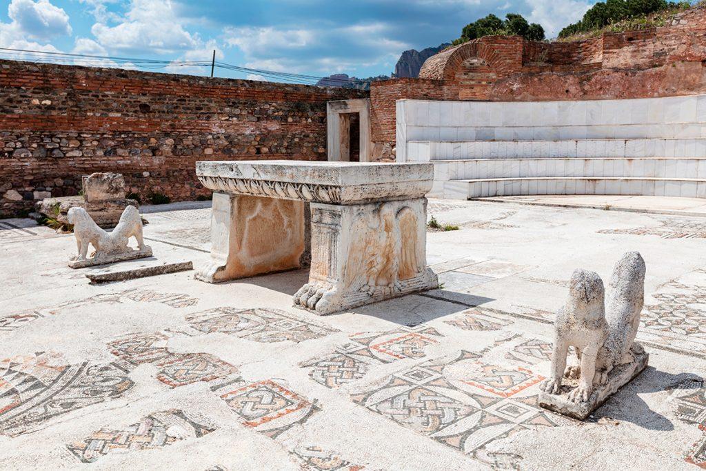храм Артемиды Эфесской , Турция, история, храм, Артемида