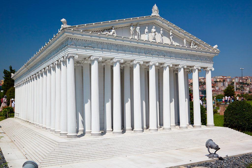 храм Артемиды Эфесской , Турция, история, храм, Артемида, наследие