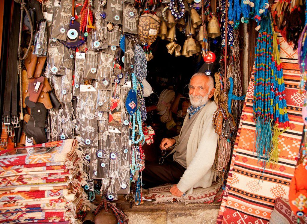турок, Турция, базар, люди, ремесло, история