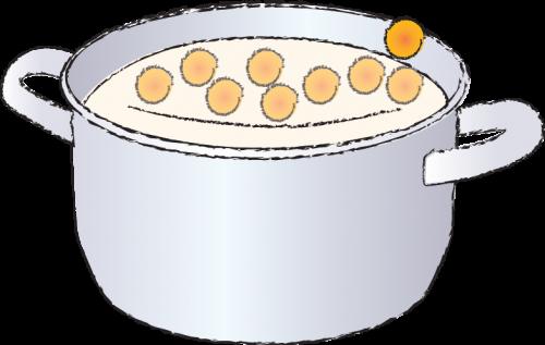 рецепт, рисунок, шаг 1. кошари