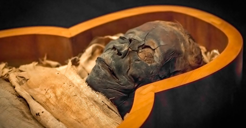 мумия, Египет, кино