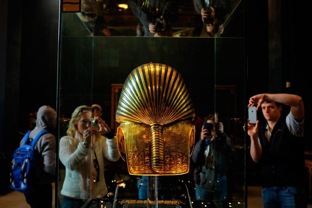гробница Тутанхамона, Египет, музей, Каир, фото, люди