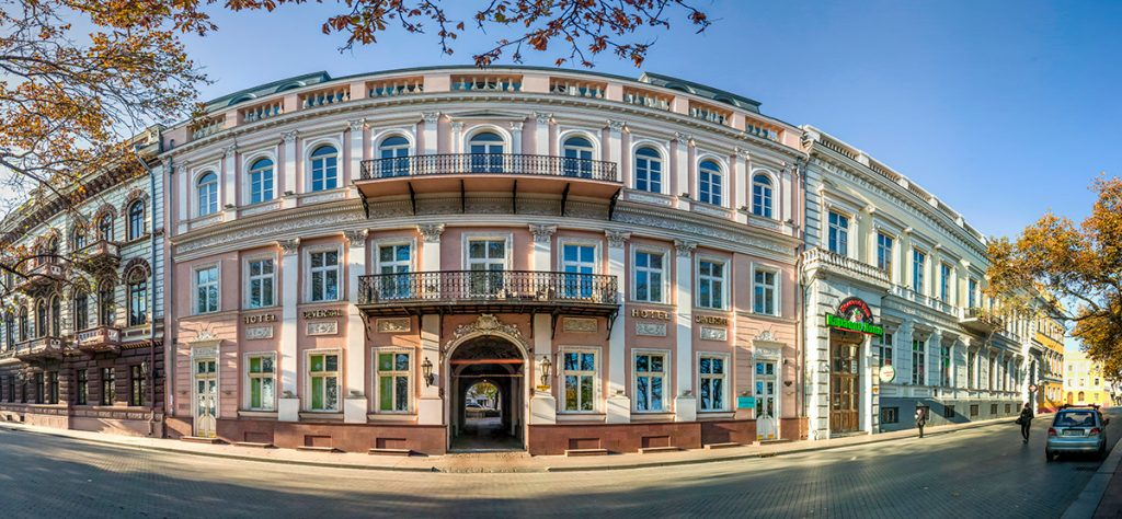 Одесса, гостиница