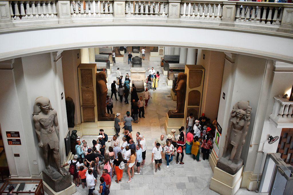Каирский египетский музей, история, археология, Египет