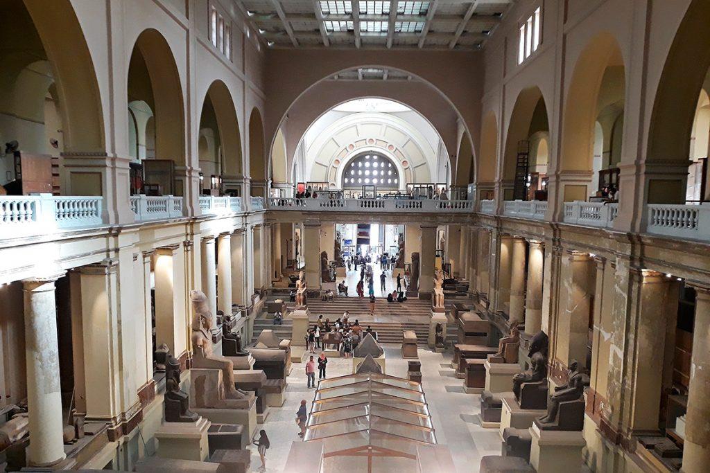 Каирский египетский музей, история, археология