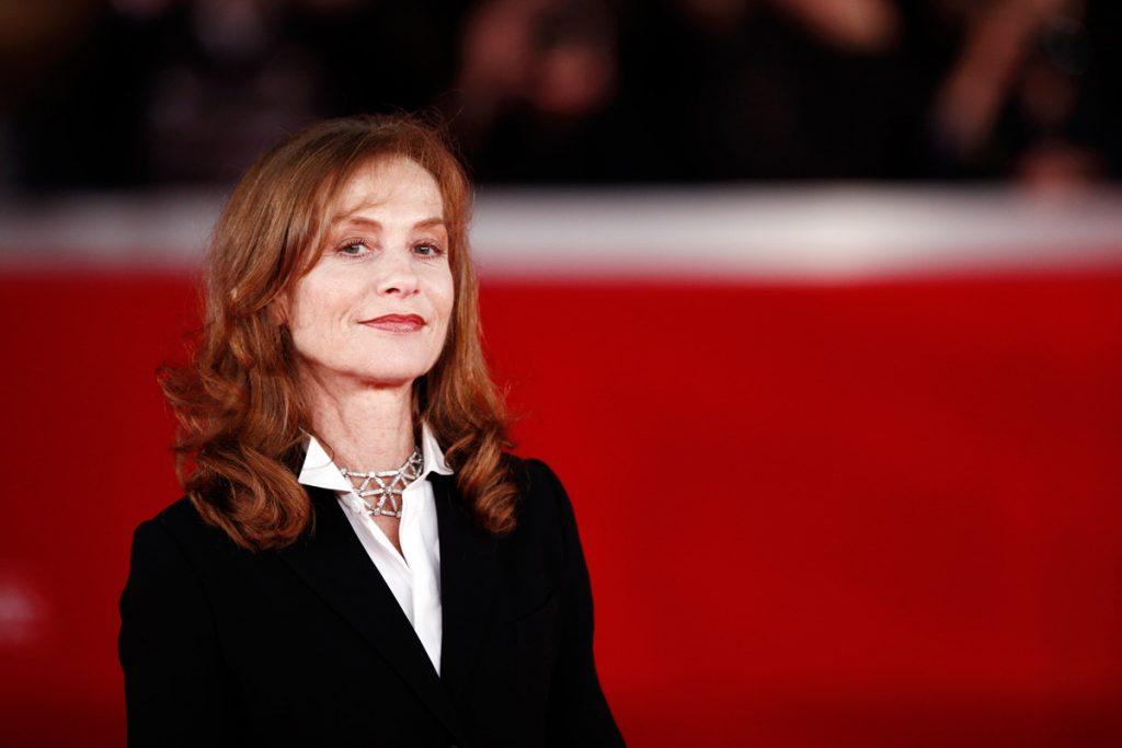 Изабель Юппер , актриса, Одесса