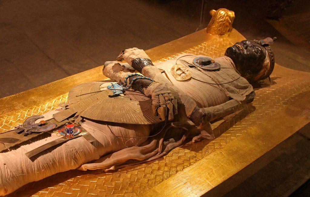 фараон, история, Египет, проклятие