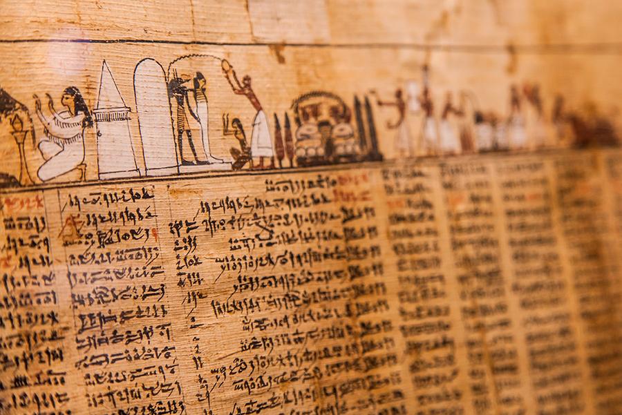 Египет, история, иероглиф