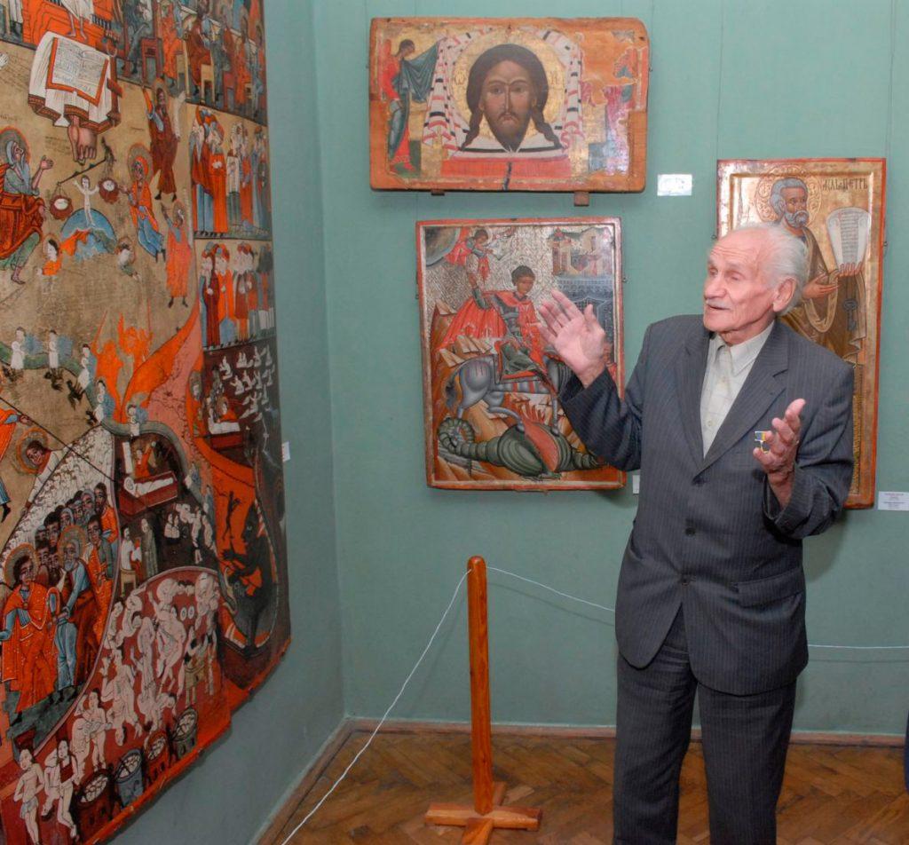 Борис Возницкий, Украина
