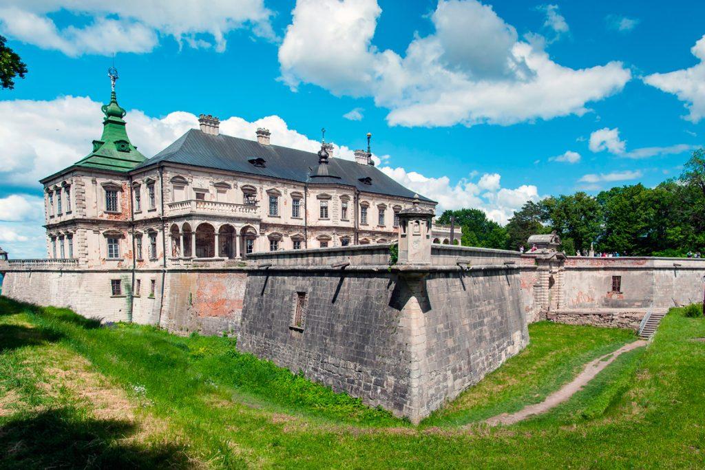 Подгорецкий замок, Украина, история, Возницкий