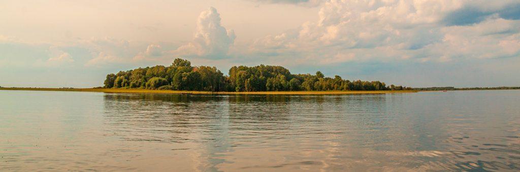 озеро Свитязь, Украина, вода, лето