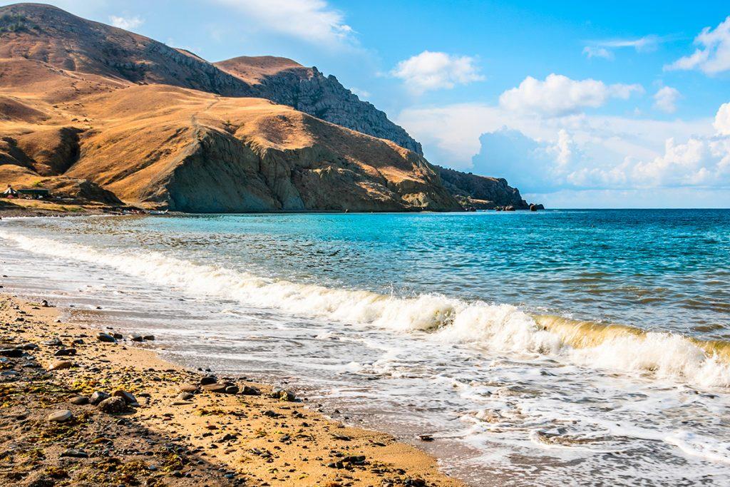 Крым, Украина, Меганом, Черное море, путешествие, камни, красота, природа, отдых, дорога, волна