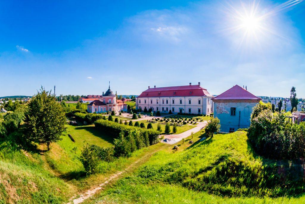 Золочев, Золочевский замок, Украина, Возницкий, история