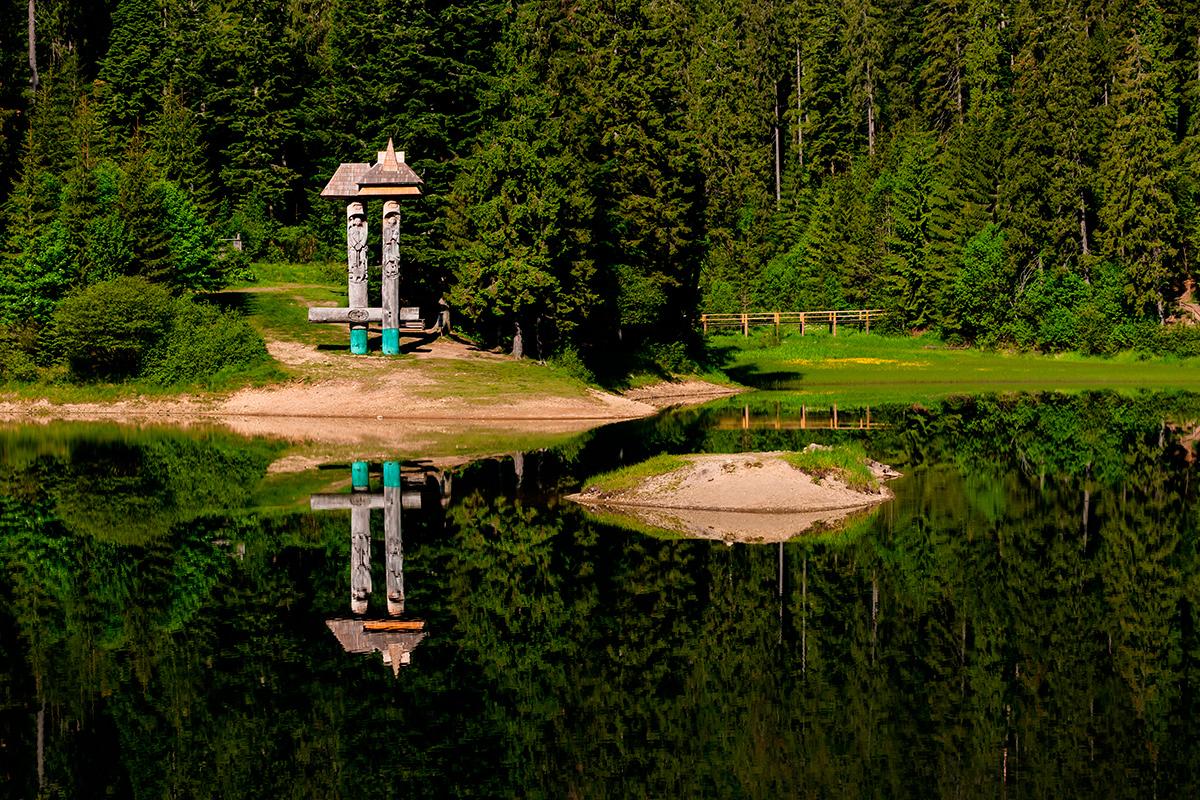 путешествие, Украина, уникальное место, Синевир, озеро Синевир, Карпаты