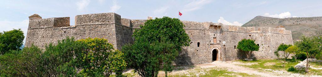 Ali Pasha Castle Albania , Албания, крепость Али Паш Тепелена, вид