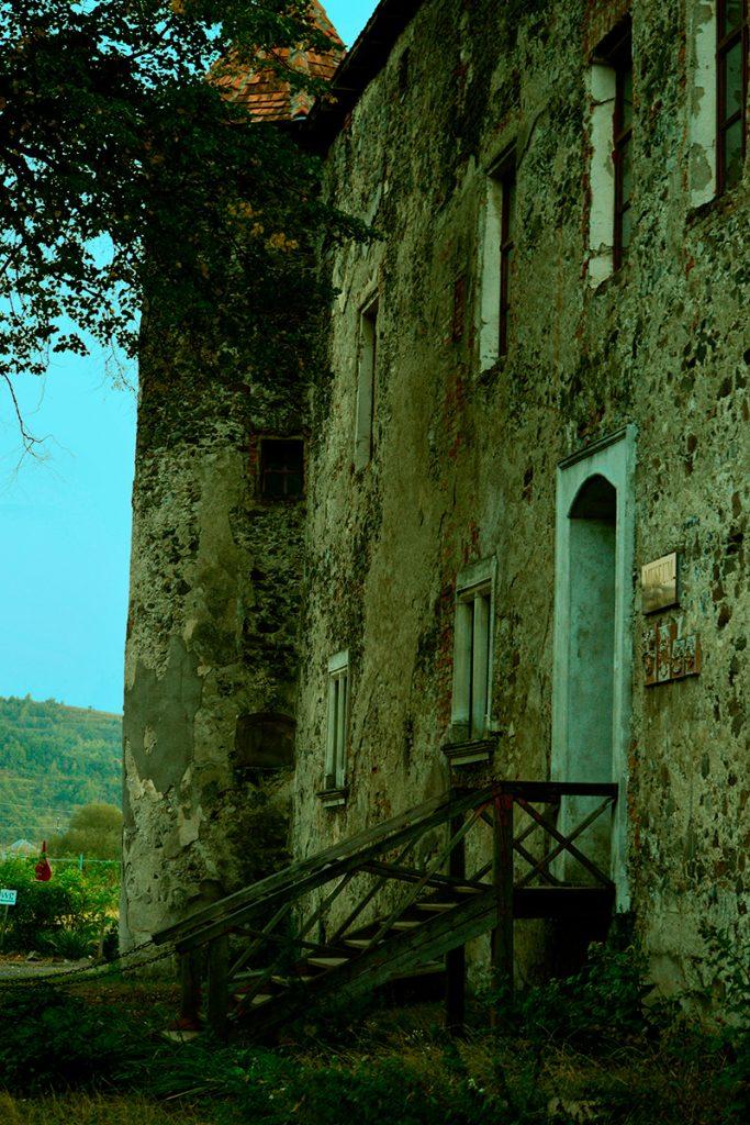 Сент-Миклош, замок, Украина , природа