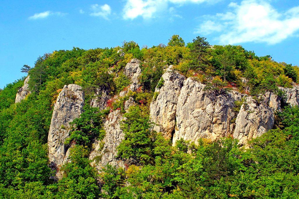 Большой каньон Крыма, Украина, Крым, природа, лето, путешествие, скалы, деревья